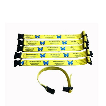 Replacement Straps for Butterfly Positioner by David Scott BD-BF-ST
