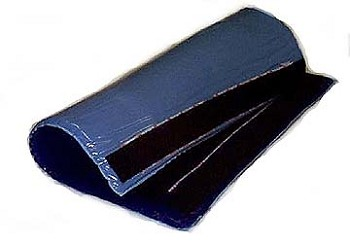 David Scott Blue Diamond Small Gel Roll Cover with Velcro