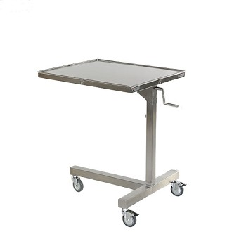 Mid Central Medical 30X26 Ventric Mayo Stand MCM770