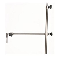 MCM 240 Stainless Steel IV Pole Towbar