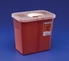 Covidien Sharps Container 2 Gallon Rotor Opening 8970 Case of 20