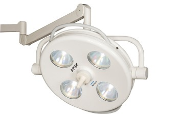 10 Feet Single Ceiling Mount Surgical-OR Light Philips Burton APEX APXSC10