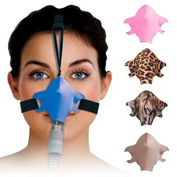 Circadiance SleepWeaver Soft Cloth CPAP Mask