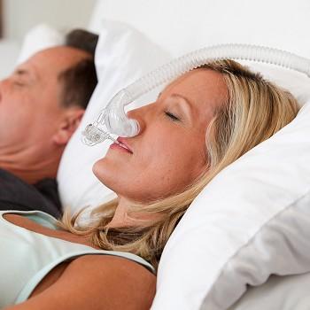 Airway Management Tap Pap Nasal Pillow Mask Single